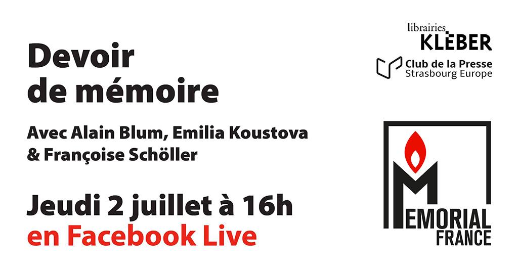 Vidéo: Rencontre avec Émilia Koustova et Alain Blum