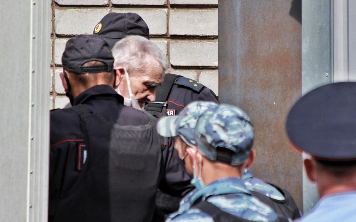Iouri Dmitriev condamné à 3,5 ans de prison