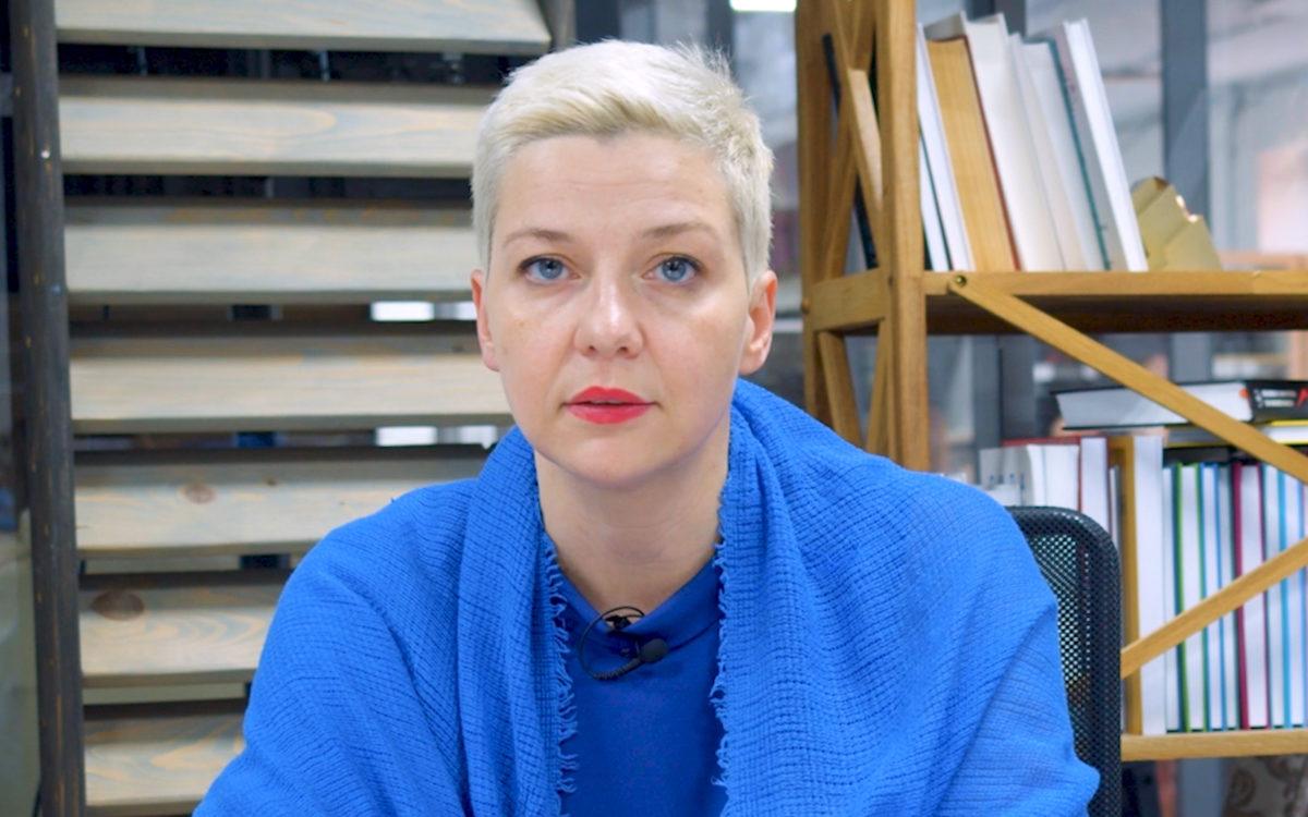 Liberté pour Maria Kolesnikova !