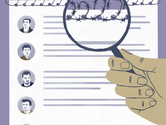 Le soutien aux prisonniers politiques : un programme du Centre des droits humains Mémorial