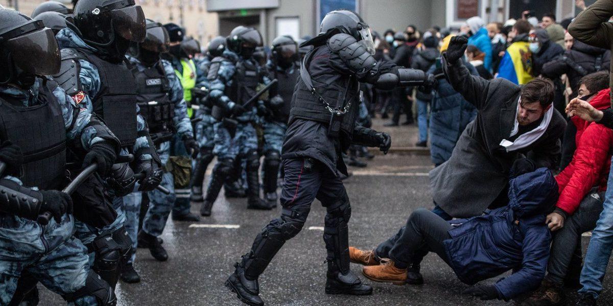Déclaration de Mémorial France à propos des répressions en Russie.