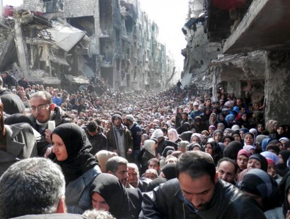 Une décennie de terreur en Syrie : publication d'un rapport établi par plusieurs ONG russes