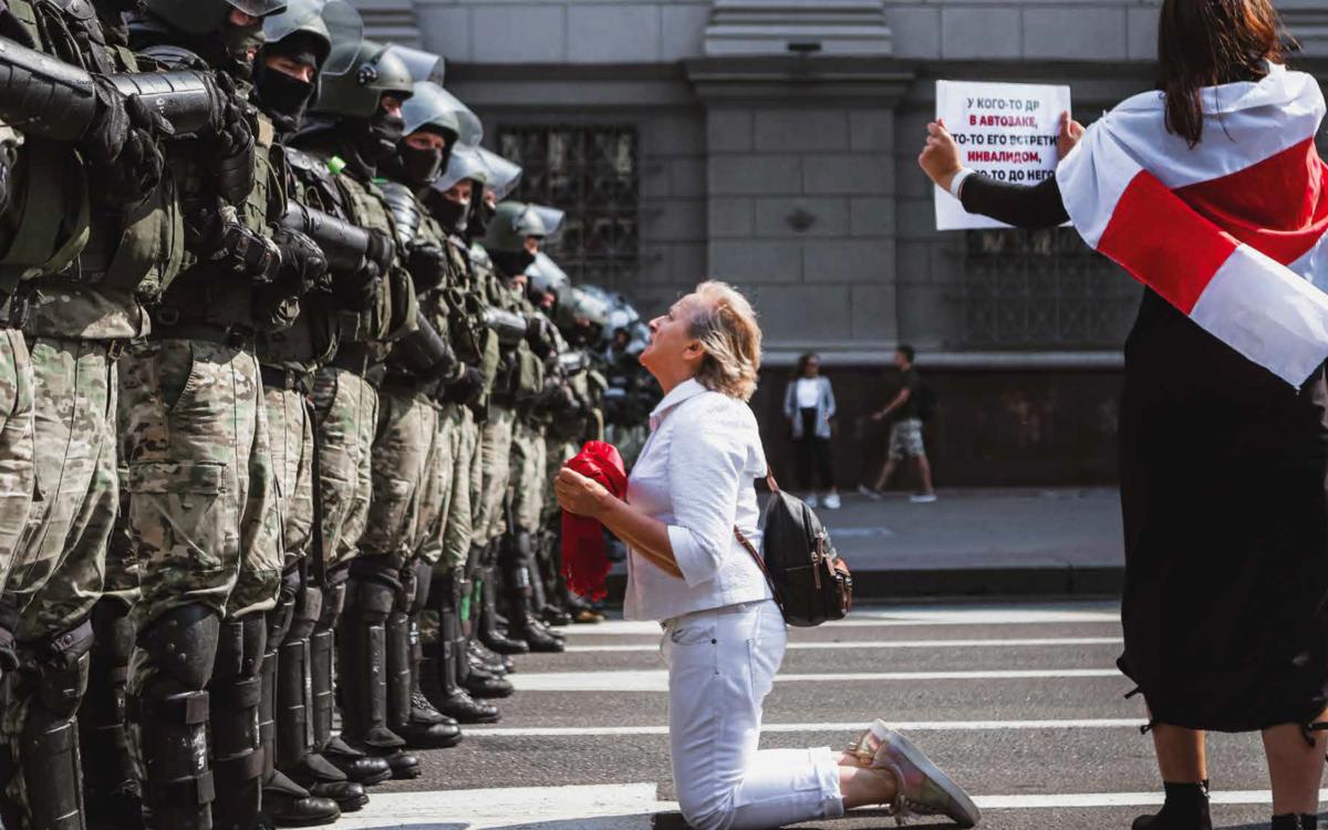 « Nous ne cesserons pas de défendre les droits humains »