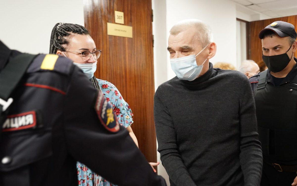 Affaire Dmitriev. Le troisième procès touche à sa fin