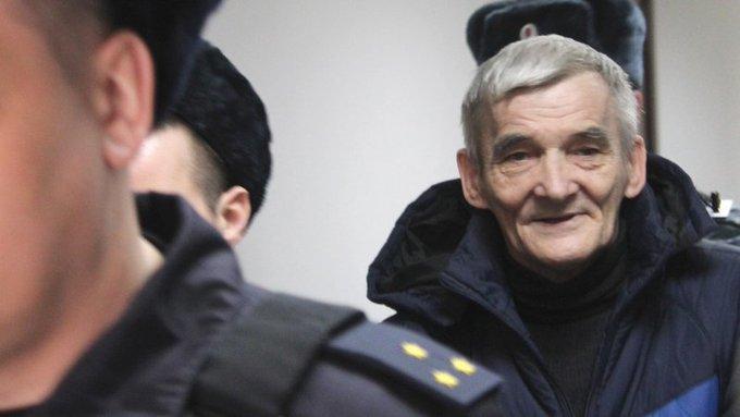 La détention provisoire de L'historien Iouri Dmitriev prolongée jusqu'au 25 juillet