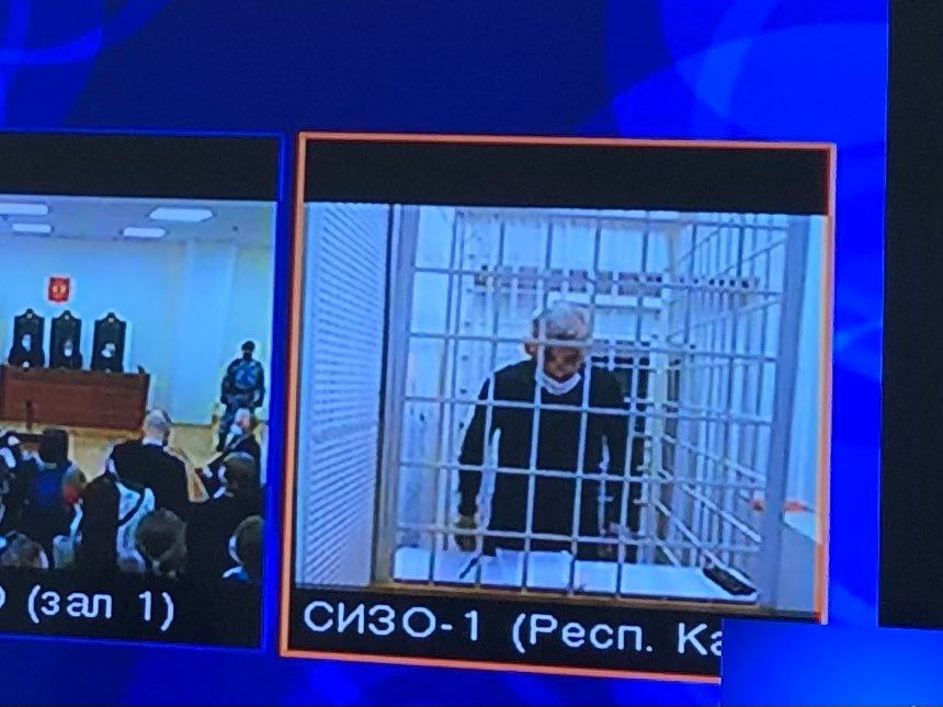La Cour de cassation a confirmé le verdict contre Iouri Dmitriev