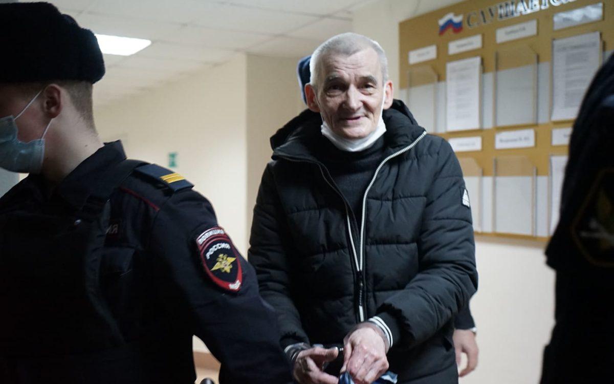 Reprise des audiences dans l'affaire Dmitriev