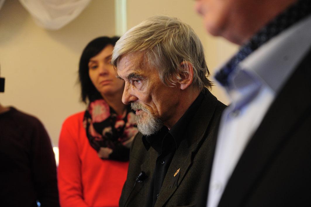 Sur l'affaire Iouri Dmitriev