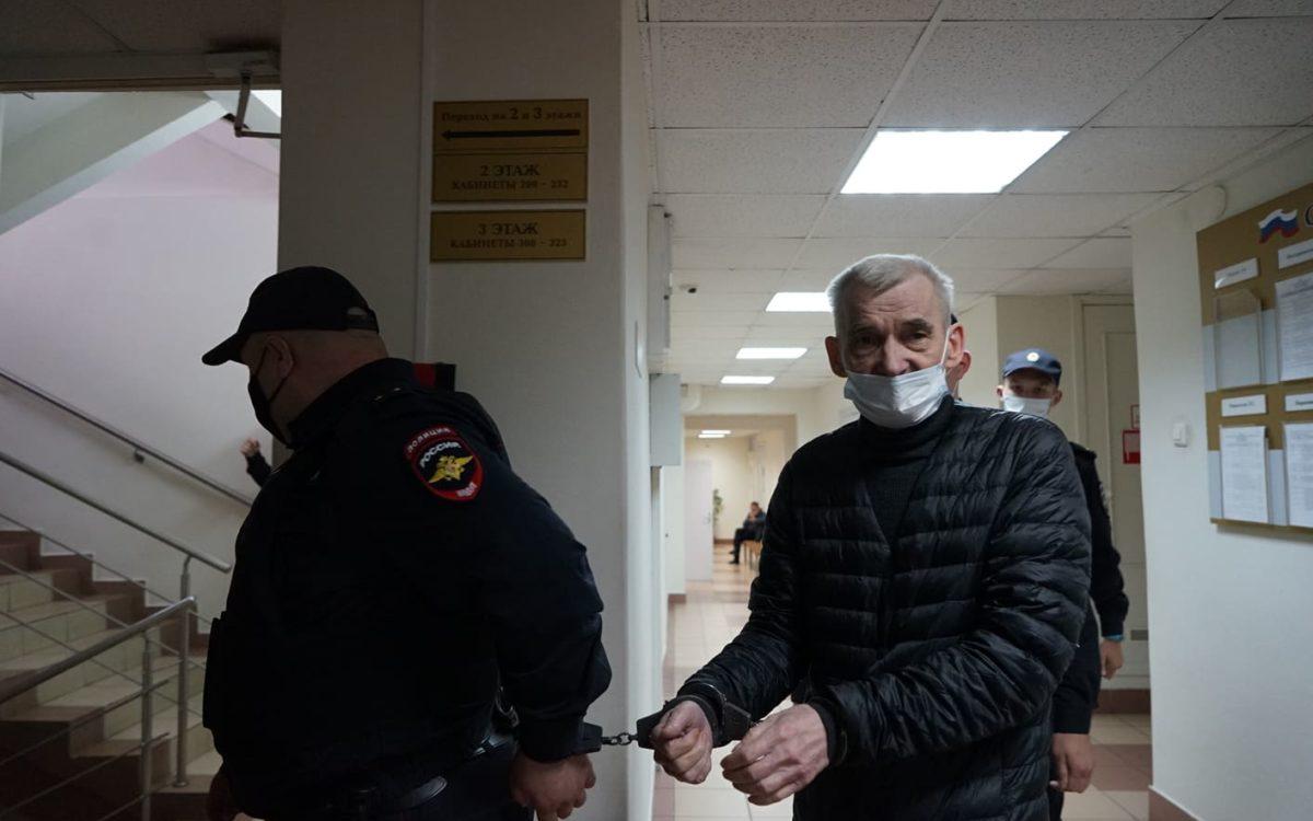 Affaire Dmitriev: les audiences sont reportées au 30 septembre